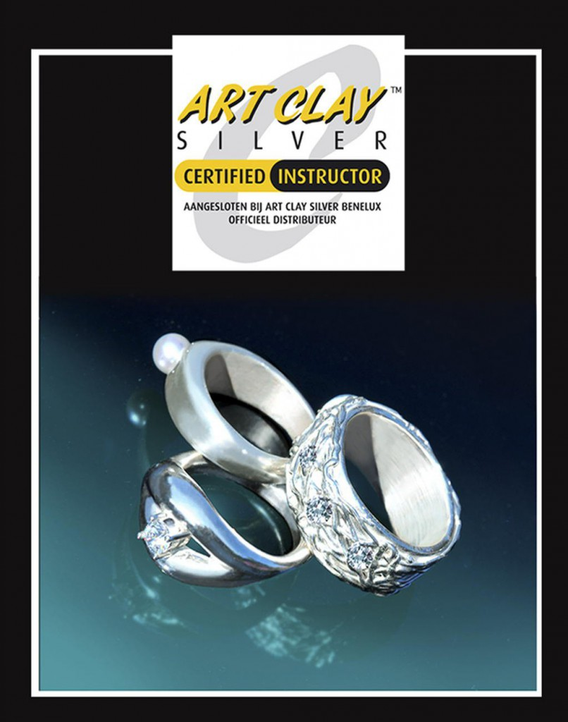 art clay silver zilverklei workshop