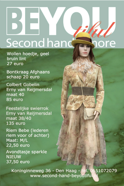 Beyoutiful second hand & more